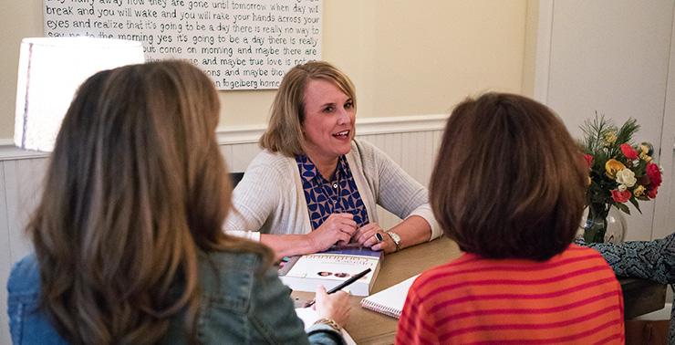 Teacher training education coaching visit